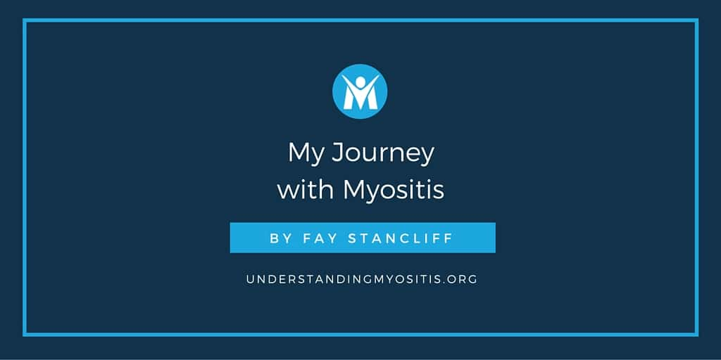 My Journey with Myositis
