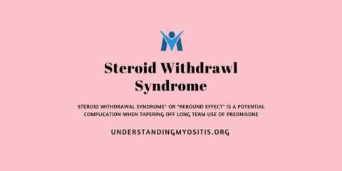 Steroid Withdrawal Syndrome