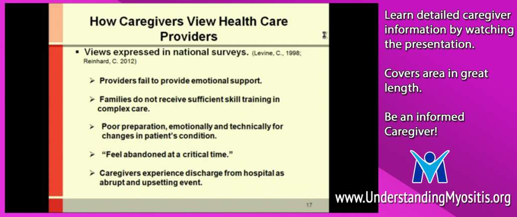 Caregivers defining family