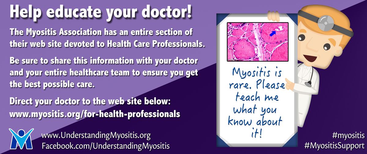 Educate your doctor
