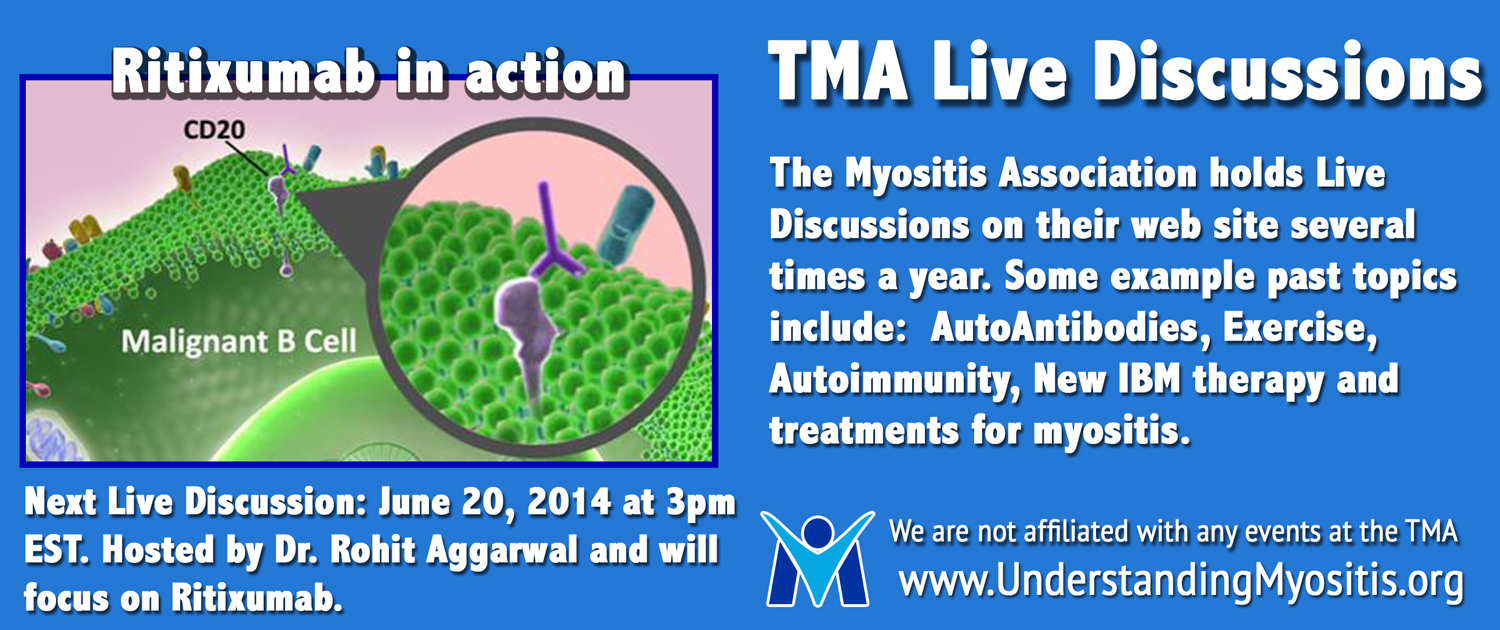 TMA live discussions