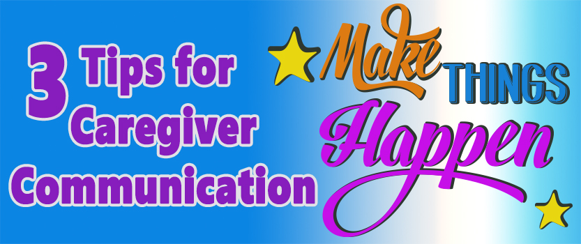 Caregiver communication