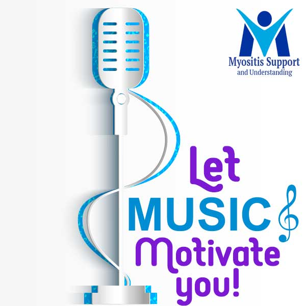 Let Music motivate you