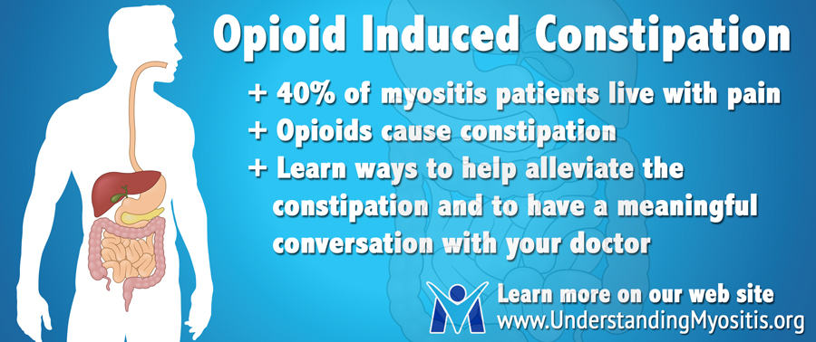 Opioid-induced constipation