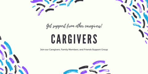 support for myositis caregivers