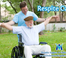 Respite Care: Helping you and your loved one