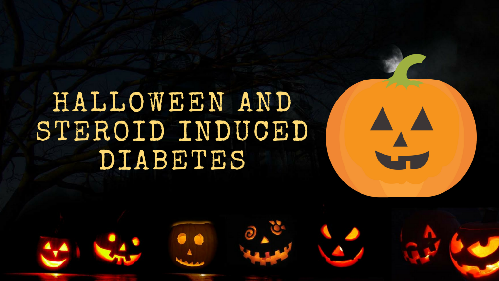 Steroid Induced Diabetes