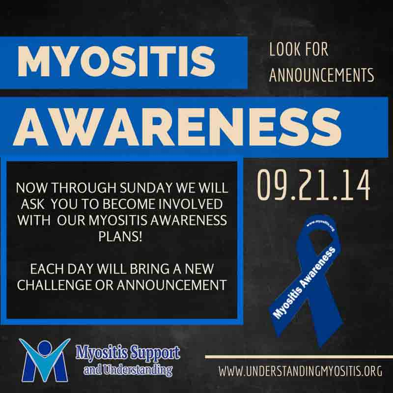 Myositis Awareness