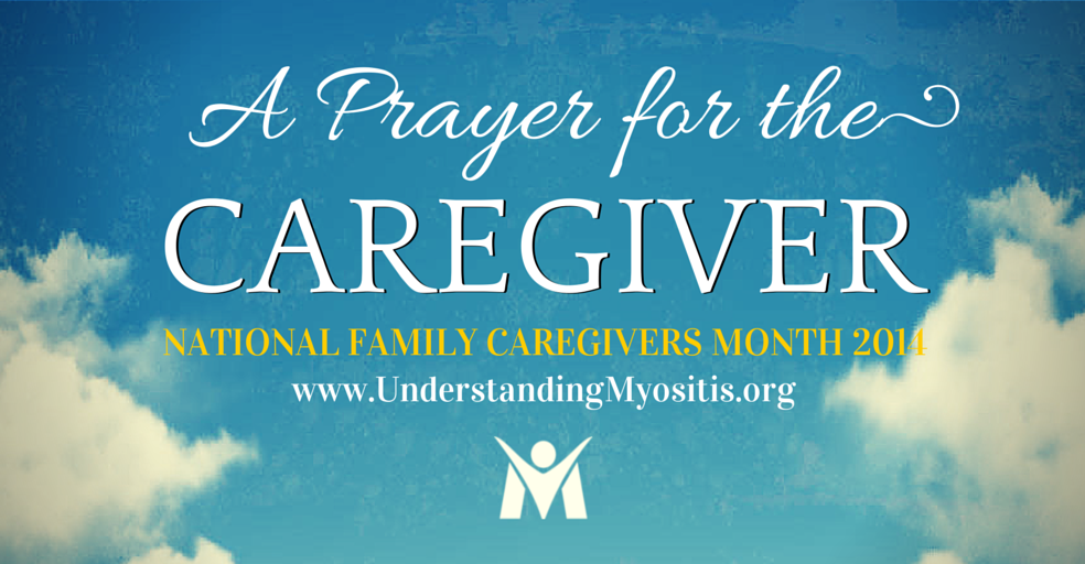 Caregiver Prayer