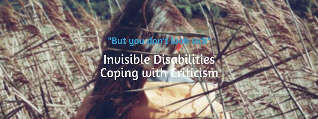 Invisible Disabilites