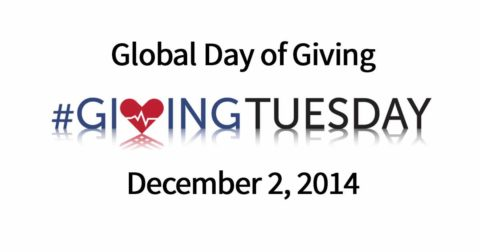 #GivingTuesday 2014