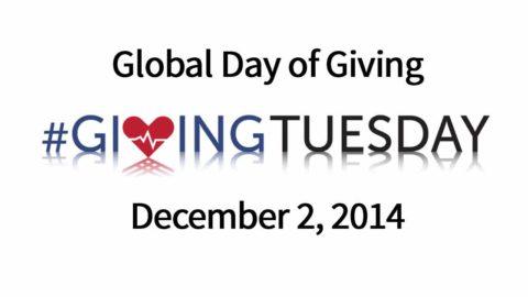 #GivingTuesday 2014