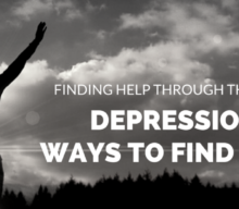 Depression: Ways to find help