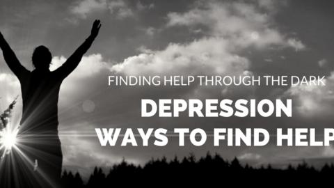 Depression: Ways to find help