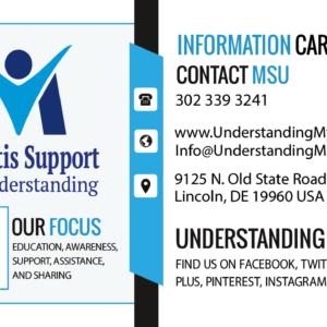 Myositis Information Cards