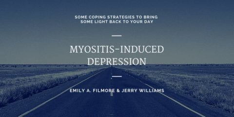 Myositis-Induced Depression