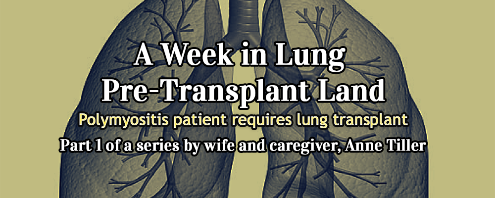 Week in lung transplant world