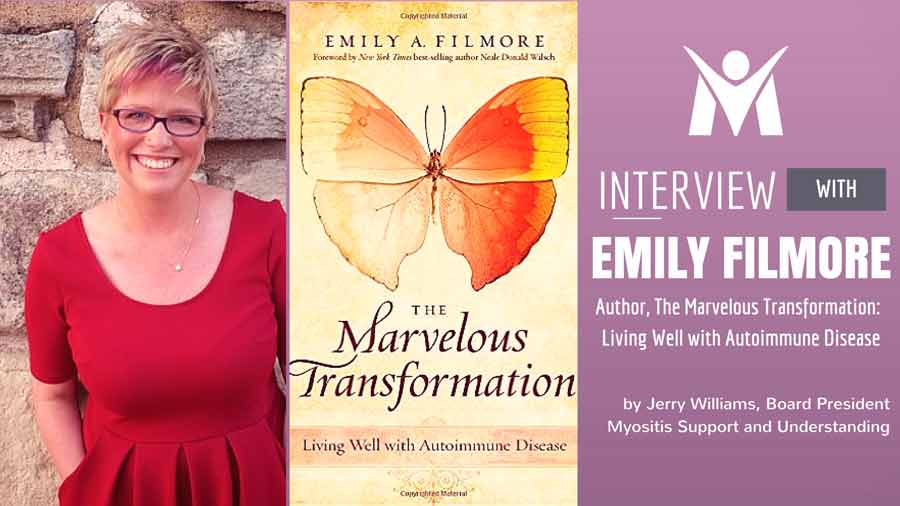 Interview with author, Emily Filmore