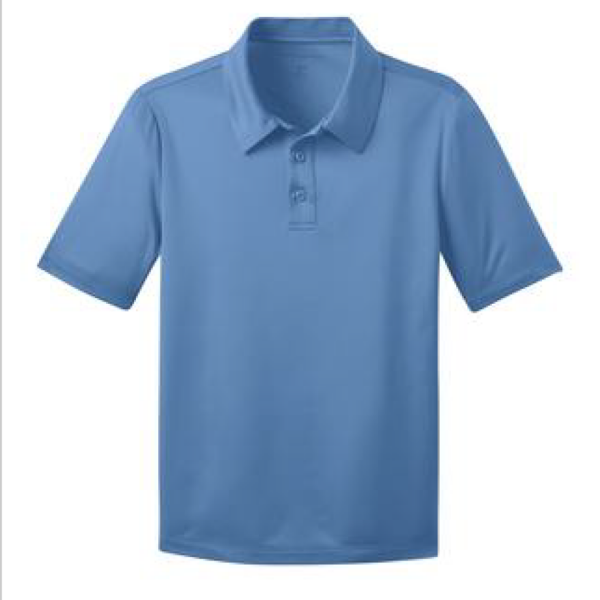 Children's MSU polo