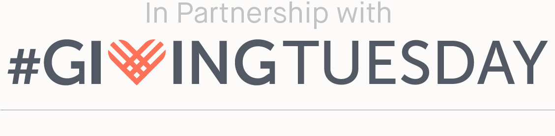 In partnership with Giving Tuesday