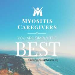 Myositis Caregivers