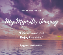 My Myositis Journey