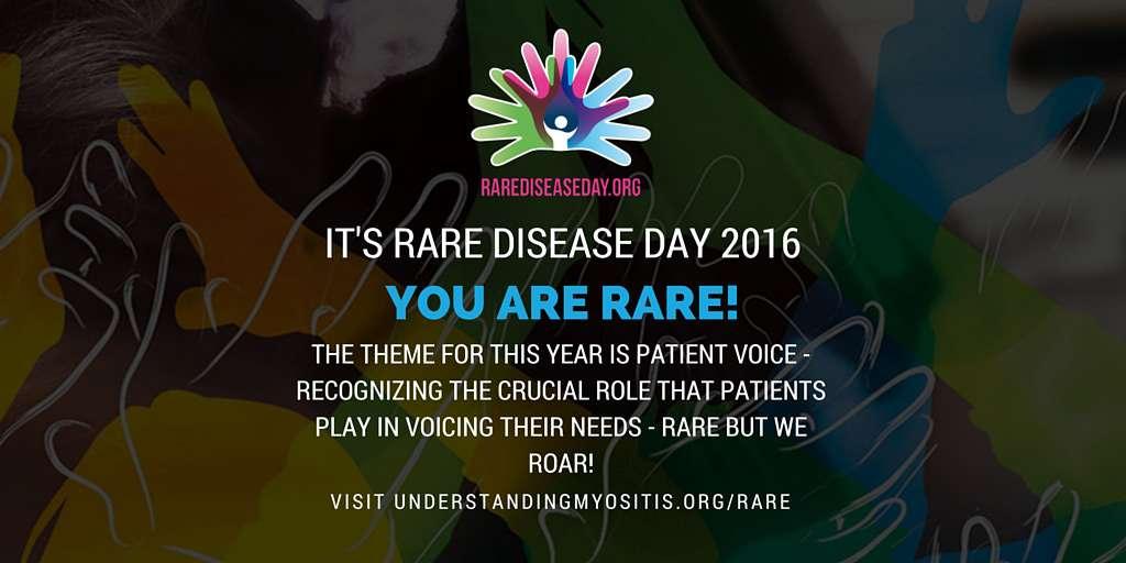 You are rare