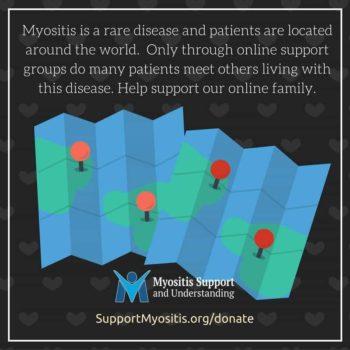 MSU myositis support groups