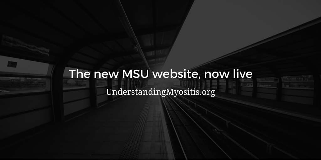 New MSU site now live