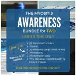 Myositis Awareness Bundle for two