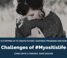 Challenges of #MyositisLIFE