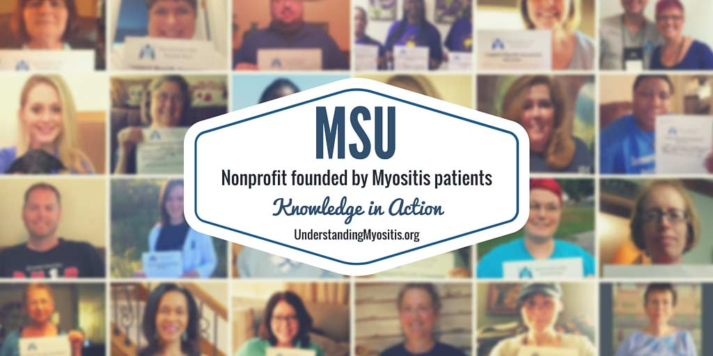 Myositis Support and Understanding Association, a nonprofit organization