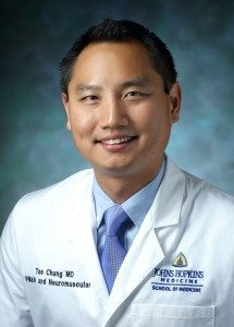Dr. Tae Chung, MSU medical advisor