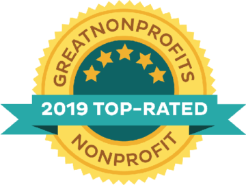 MSU, 2019 Top-Rated Award from @GreatNonprofits!