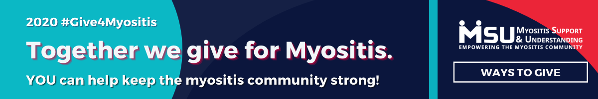Give For Myositis 2020