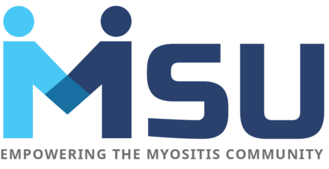 Myositis Support and Understanding, MSU, logo