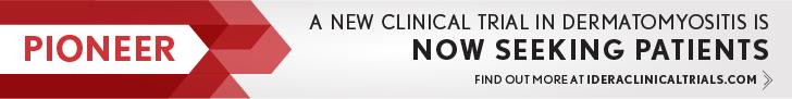 PIONEER, Idera clinical trial for dermatomyositis