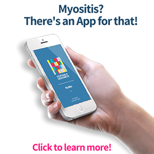 NuMe Smartphone App for Myositis