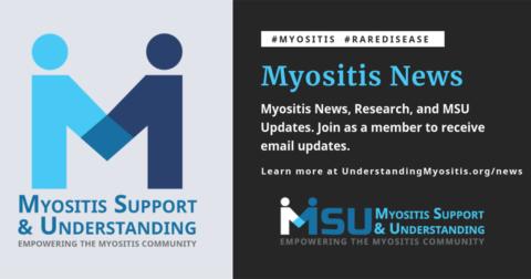 Myositis News, Research, and MSU Updates