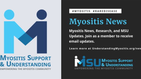 Myositis News, Research, and MSU Updates