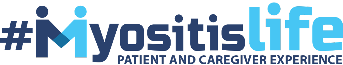 Myositis Life website, patient and caregiver experiences