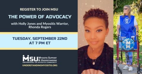 The Power of Advocacy webinar