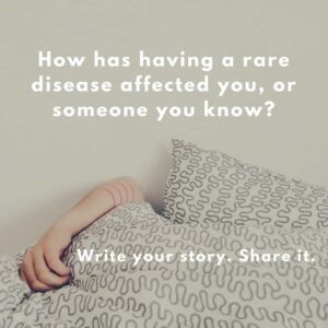 Share your rare disease day story