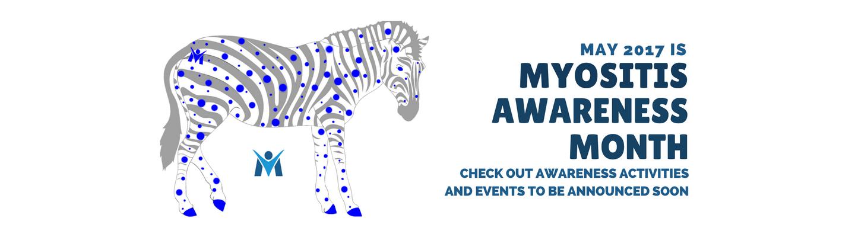 Myositis Awareness Month