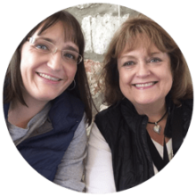 Mariah Abercrombie shares her Myositis zebra spot