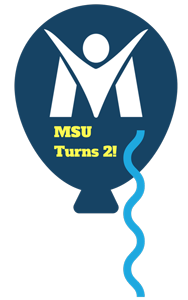MSU turns 2 years-old and we want you to celebrate your caregiver