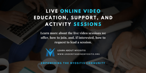 Video Sessions for Support, Education, and Activities