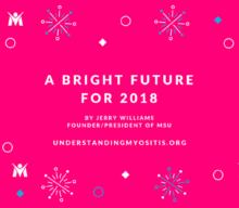 A bright future for 2018