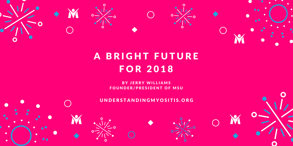 A Bright Future for 2018 Message