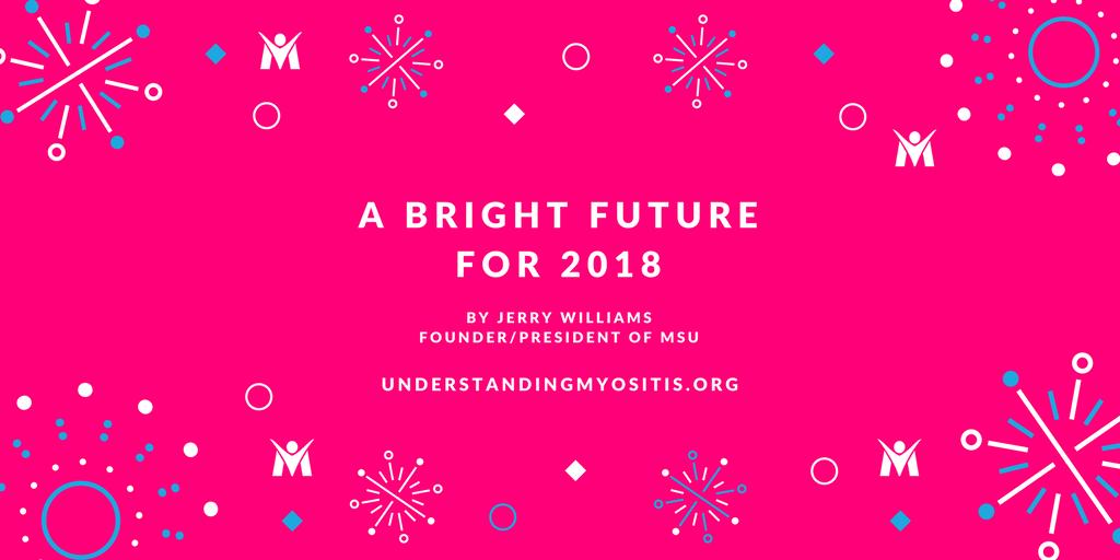 A Bright Future for 2018 Message